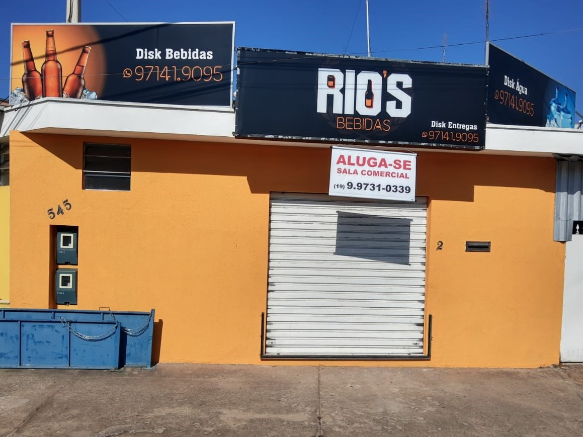 13795 – Salão comercial – Rio Claro – Centro