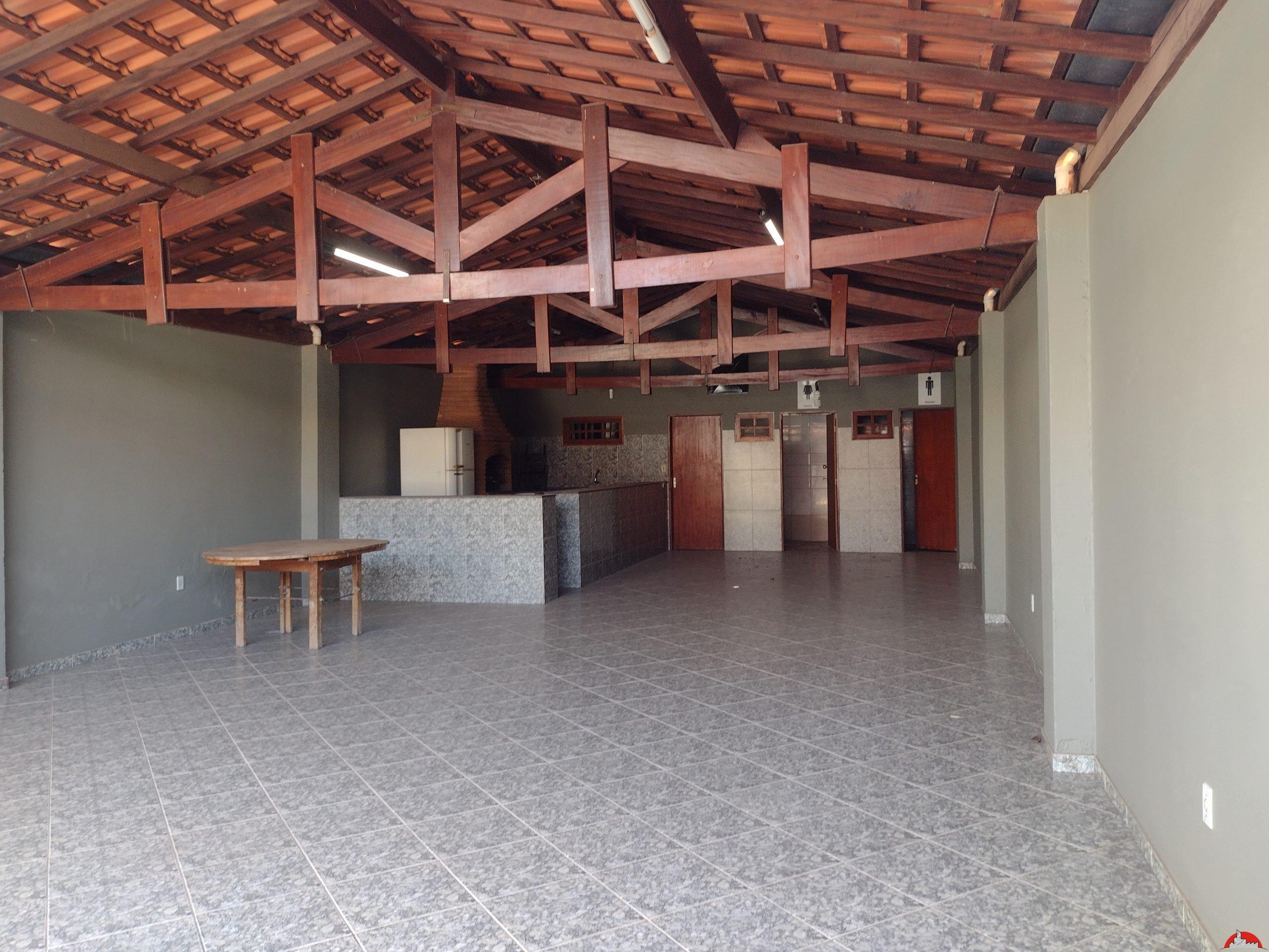 14653 – Locação – Salão de festa – Jd. Iporanga
